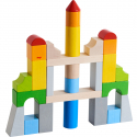 BLOCS DE CONSTRUCTION MULTICOLORES