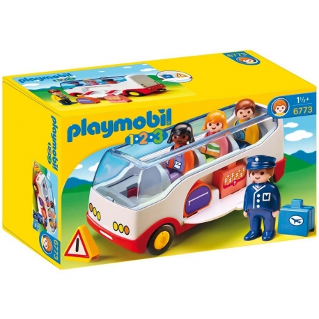 Bus scolaire Playmobil