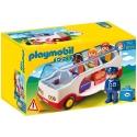 Autocar de voyage - Playmobil 1 2 3