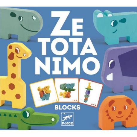 JEU DE CONSTRUCTION ZE TOTANIMO