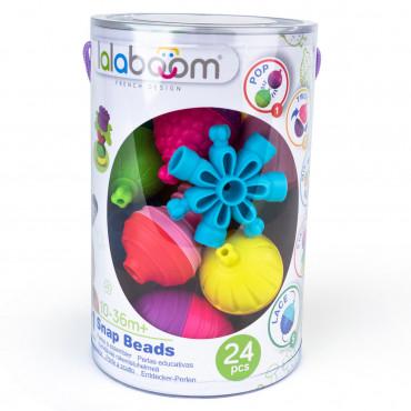Lalaboom - 24 perles éducatives et accessoires