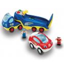 Camion remorque Rocco Big Racing - Wow Toys