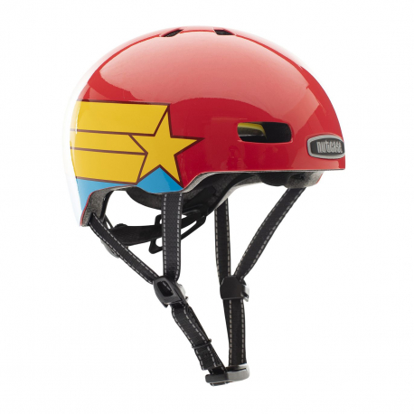 Casque MIPS Supa Duda rouge S Little Nutty - Nutcase
