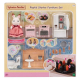 SET AMEUBLEMENT COSY COTTAGE ET MAMAN