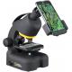 MICROSCOPE 40-640X AVEC ADAPT SMARTPHONE