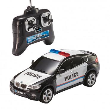 BMW X6 de police radio commandée - Revell