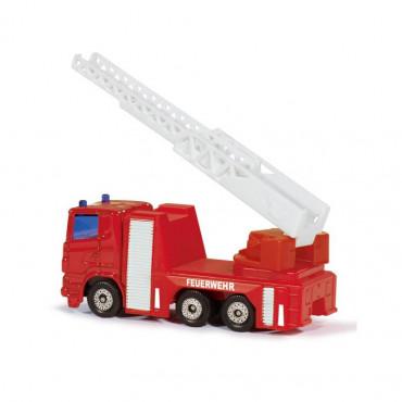 Camion de pompiers avec échelle - Siku