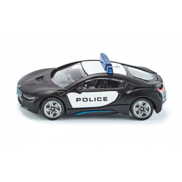 BMW i8 POLICE AMERICAINE