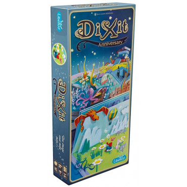 DIXIT 9 EXTENSION ANNIVERSARY