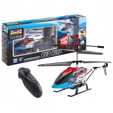 Hélicoptère radiocommandé Red Kite pour débutant - Revell