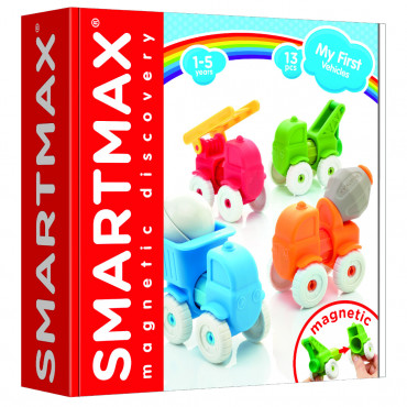 Mes premiers véhicules SmartMax - SmartGames