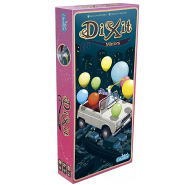 DIXIT 10 EXTENSION MIRRORS