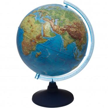 Globe Terrestre lumineux géographique et politique - Alaysky's Globe