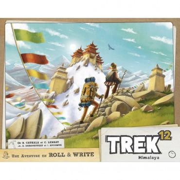Trek 12 - Lumberjacks