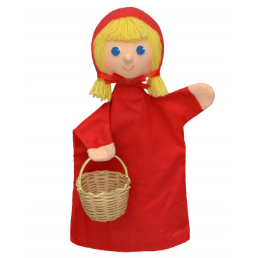 Marionnette Chaperon rouge - Moravska Ustredna