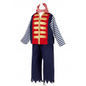 HENDRICK COSTUME DE PIRATE 3-4 ANS