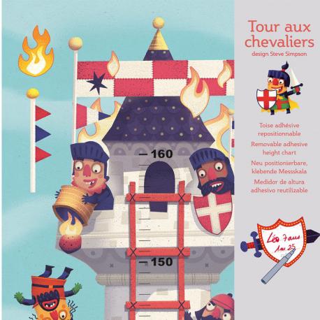 TOISE TOUR AUX CHEVALIERS