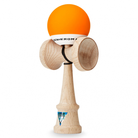 Kendama Pop orange