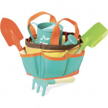 Mon petit potager, sac à outils pour le jardin - Vilac