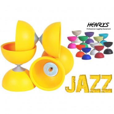 Diabolo Jazz jaune - Henry's