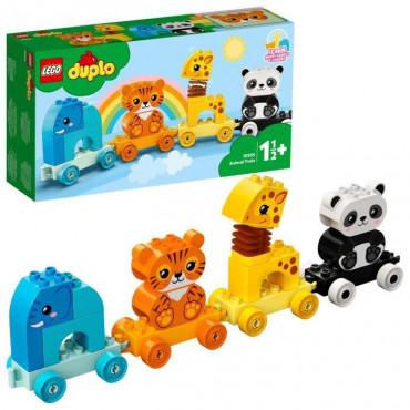 LE TRAIN DES ANIMAUX - Lego