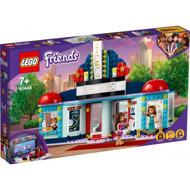 HEARTHLAKE CITY MOVIE THEATER - Lego