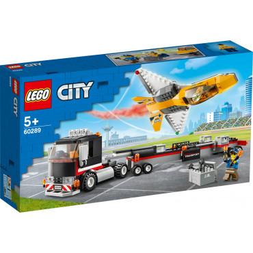 Le transport d'avion de voltige - Lego City