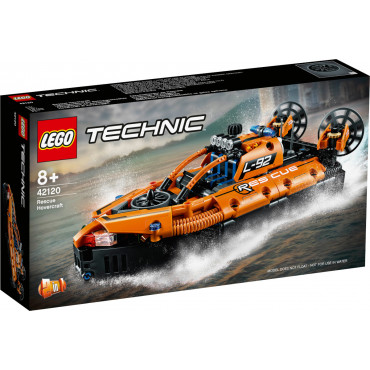 Aéroglisseur de sauvetage - Lego Technic