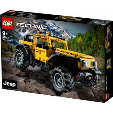 Jeep Wrangler - Lego Technic