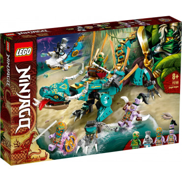 Le Dragon de la Jungle - Lego