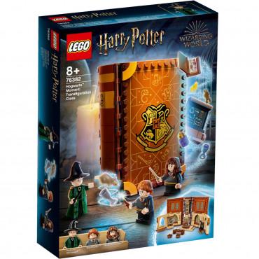 Poudlard, le cours de métamorphose - Lego Harry Potter