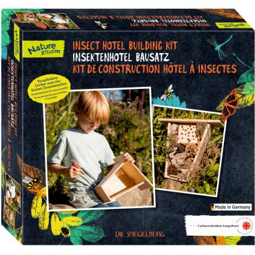 Kit de construction Hôtel à insectes - Die Spiegelburg