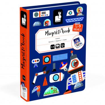 Magneti'book cosmos - Janod