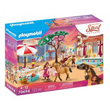 Festival de Miradero - Playmobil Spirit