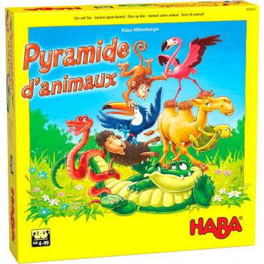 JEU PYRAMIDE DES ANIMAUX NEW