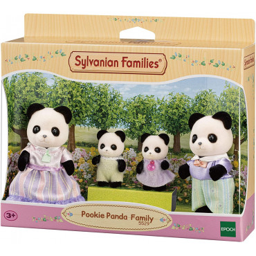 LA FAMILLE PANDA