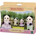 La famille Panda - Sylvanian families