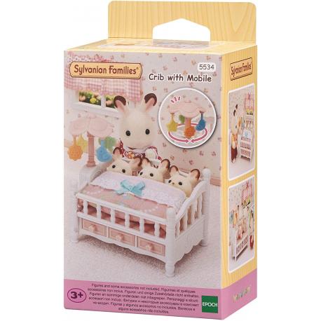 Le lit des triplés - Sylvanian Families