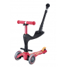 Trottinette mini 3 en 1 Deluxe Ruby - micro