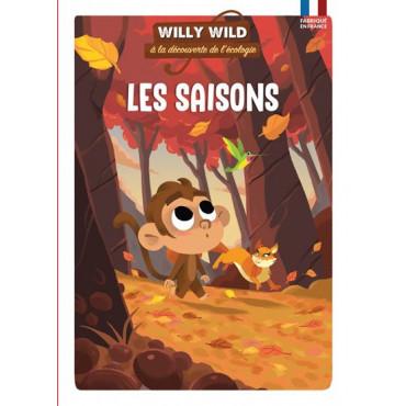 Les saisons - Willy Wild, à la découverte de l'écologie