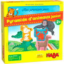 Mes 1ers jeux, Pyramide d'animaux Junior - HaBa