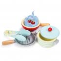 POTS AND PANS CASSEROLES HONEY BAKE