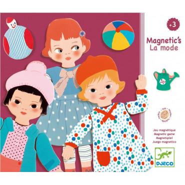 Magnetic's La mode - Djeco