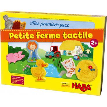 MES 1ERS JEUX PETITE FERME TACTILE
