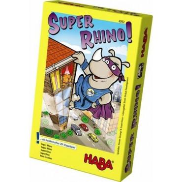 Jeu Super Rhino - Haba