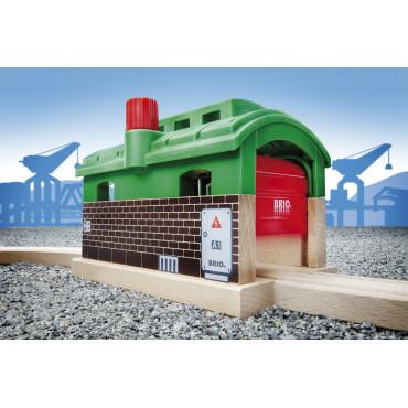 Tunnel Garage - Brio