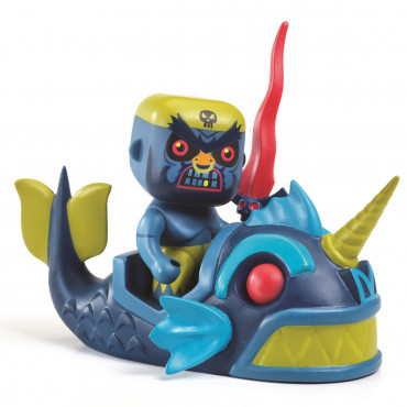 ARTY TOYS TERRIBLE & MONSTER