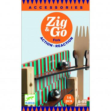 ZIG & GO FORK 14 PCS