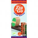 ZIG & GO CULBUTO 7 PCS