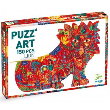 PUZZLE ART LION 150 PCS
